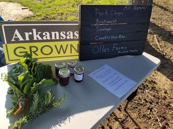 Central Arkansas Livestock Farmers